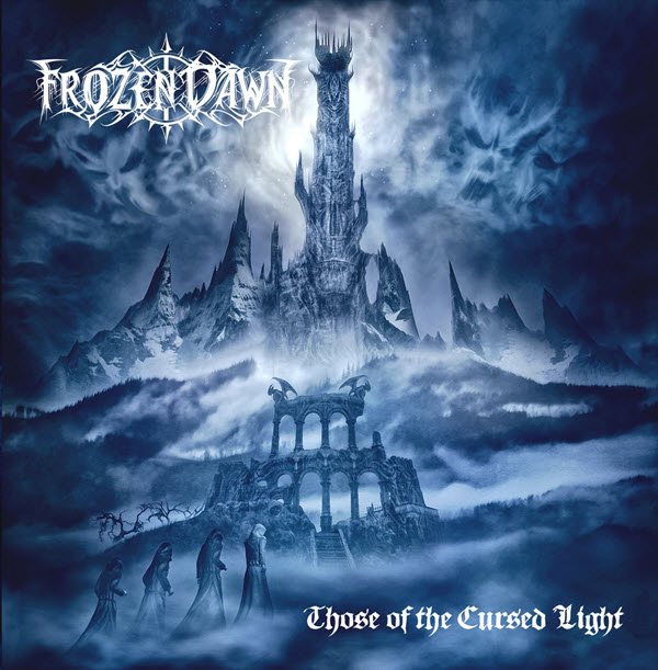 Frozen Dawn - Those Of The Cursed Light (2014)
