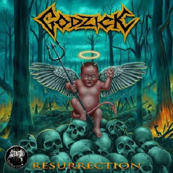 Godzick - Resurrection (2014)