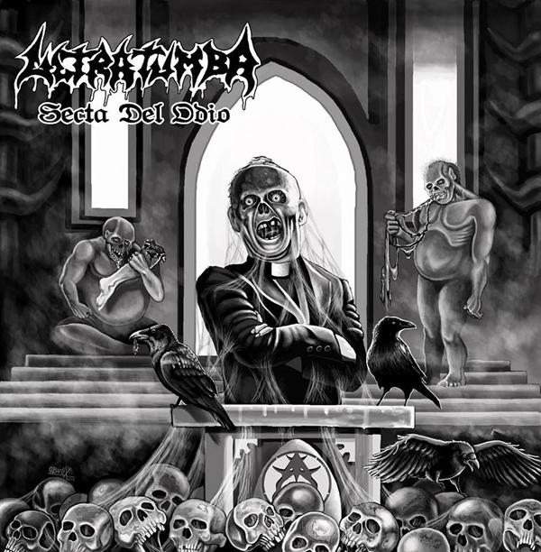 Ultratumba - Secta Del Odio (2014)