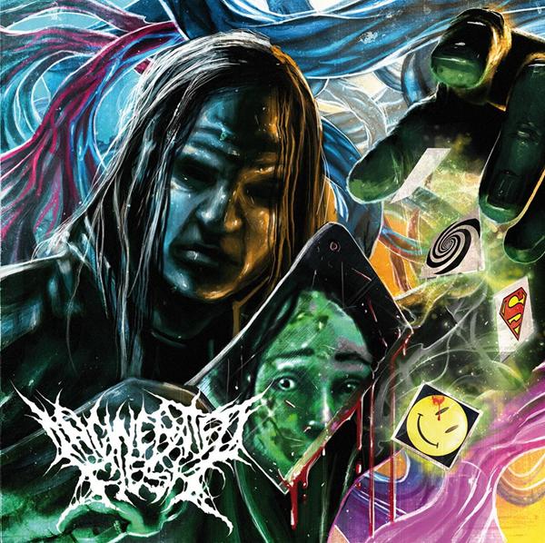 Incinerated Flesh - Murder On Acid (2014)