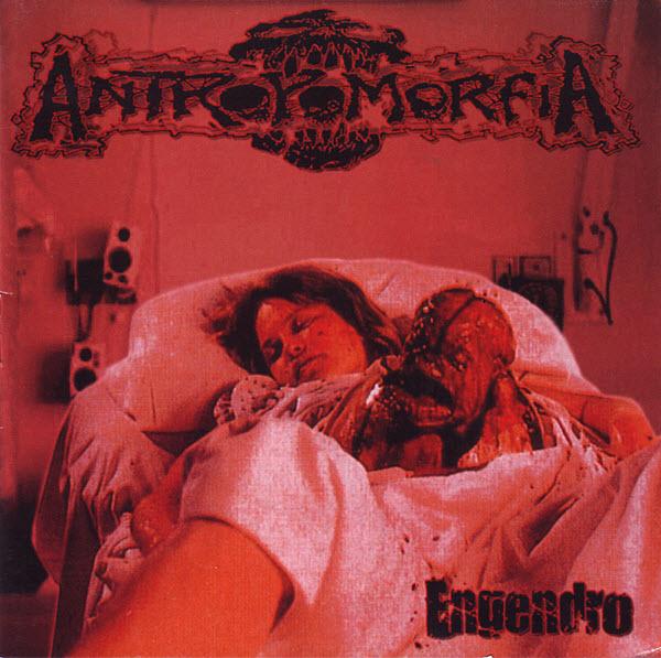 Antropomorfia - Engendro (2003)