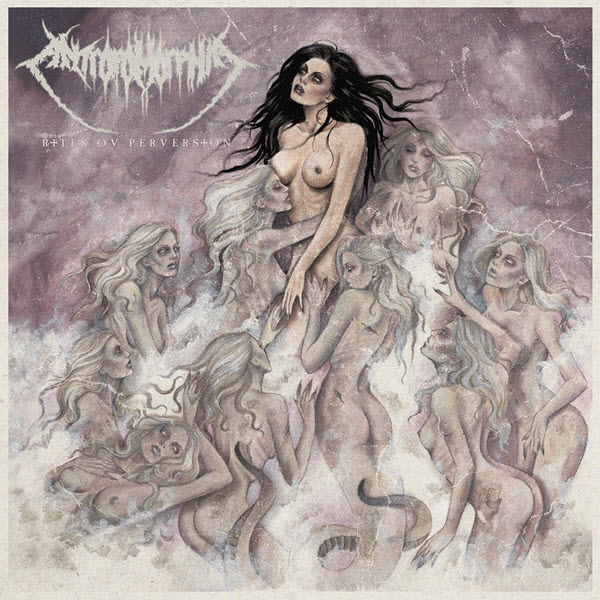 Antropomorphia - Rites Ov Perversion (2014)