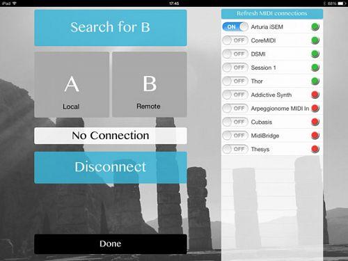 Apollo MIDI over Bluetooth v1.2 iOS up.dla.EXSite.pl.