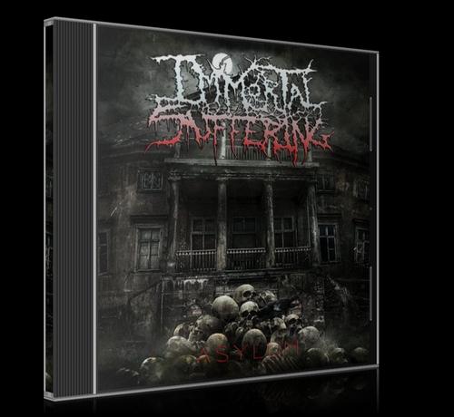 Immortal Suffering - Asylum (2015) I