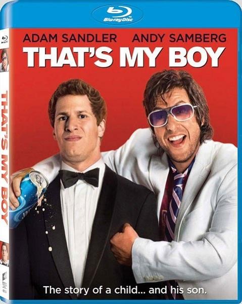Re: Můj otec je šílenec / That's My Boy (2012)