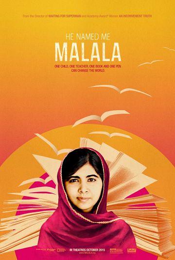 Dal mi jméno Malála / He Named Me Malala (2015)