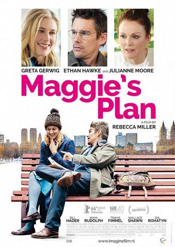 Re: Maggie má plán / Maggie's Plan (2015)