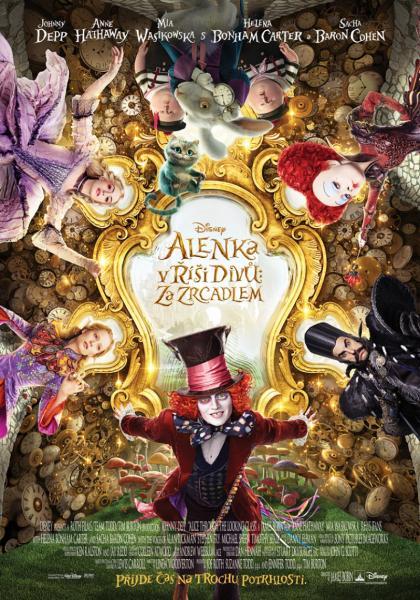 Alenka v říši divů za zrcadlem /  Alice in Wonderland 2 (201