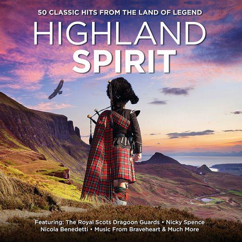 VA - Highland Spirit (2014)