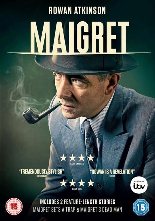 Maigret a případ mrtvého muže / Maigret's Dead Man (2016)