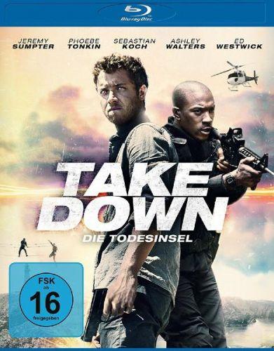 Miliardové výkupné / Take Down (2016)