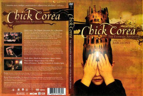 Chick Corea: The Ultimate Adventure - Live In Barcelona (2007)  DVD9