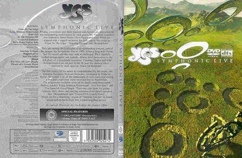 Yes: Symphonic Live (2002)  DVD9+DVD5
