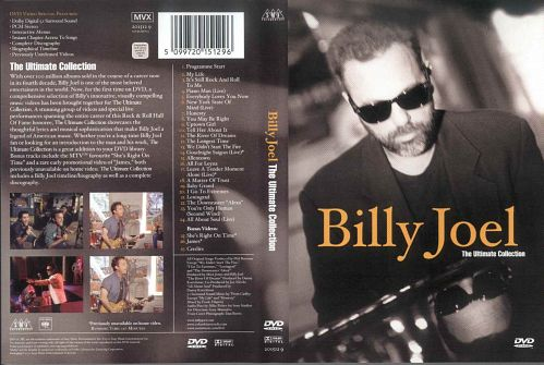 Billy Joel - The Ultimate Collection (2008)  DVD9