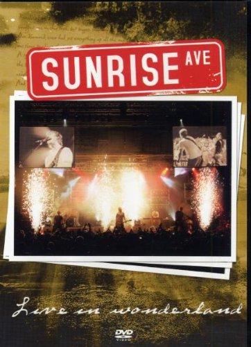 Sunrise Avenue - Live in Wonderland (2007)  DVD5