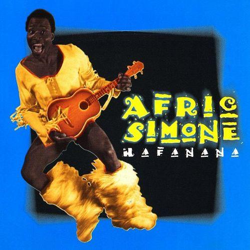 Afric Simone - Hafanana (1998).2017