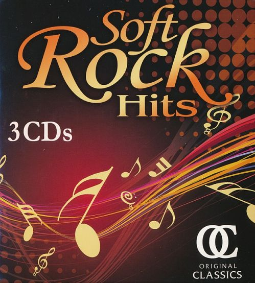 Royal Philharmonic & Roqueville Orchestras - Soft Rock Hits [3CD] (2008)