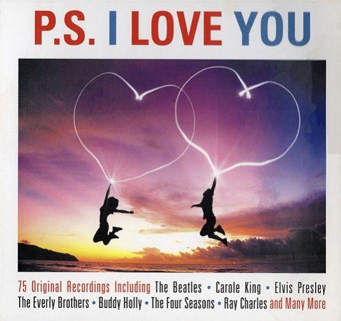 VA - P.S. I Love You [3 CD] (2014)