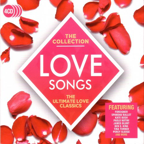 VA - Love Songs The Collection (4CD, 2017)