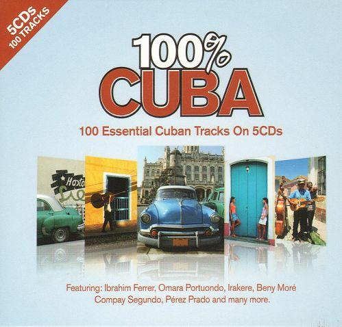 VA - 100% Cuba (2009)