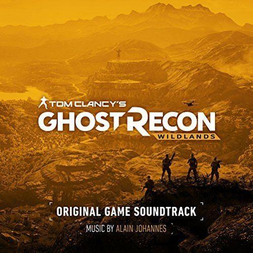 Alain Johannes - Tom Clancy's Ghost Recon Wildlands (2017)