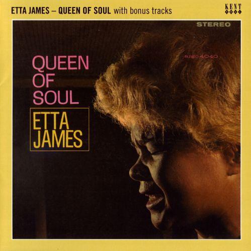 Etta James - Queen Of Soul (With Bonus Tracks) (2012)