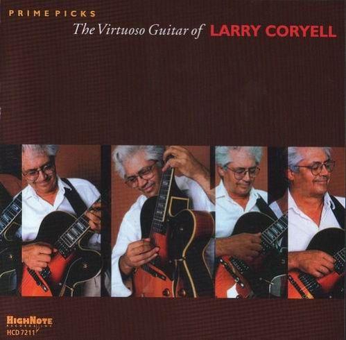 Larry Coryell - The Virtuoso Guitar of Larry Coryell (2010)
