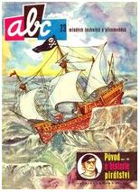 Časopis ABC ročník 12 (1967-68), č. 01 - 24