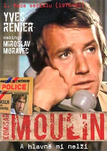 Komisař Moulin: A hlavně mi nelži / Commissaire Moulin