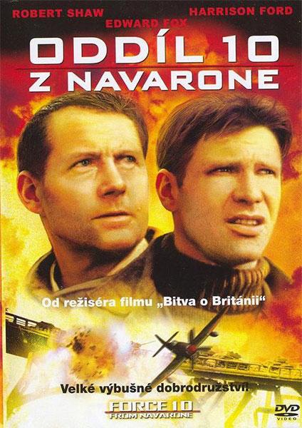 Oddíl 10 z Navarone / Force 10 from Navarone (1978)
