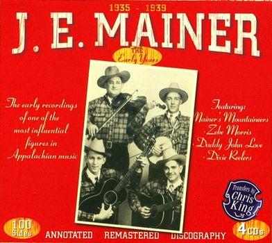 Re: J. E. Mainer