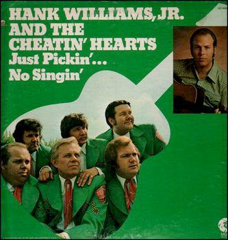 Re: Hank Williams Jr.