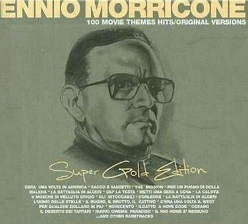 Ennio Morricone - 100 Movie Themes Hits - Original Versions