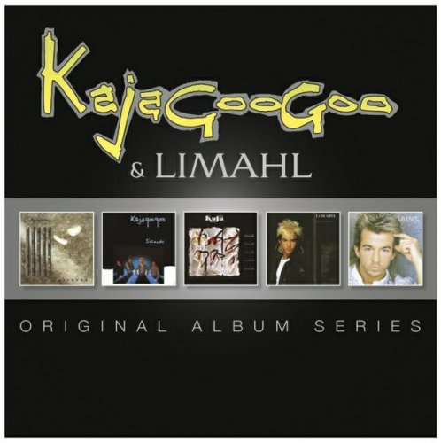 Kajagoogoo & Limahl - Original Album Series (5CD Box Set)