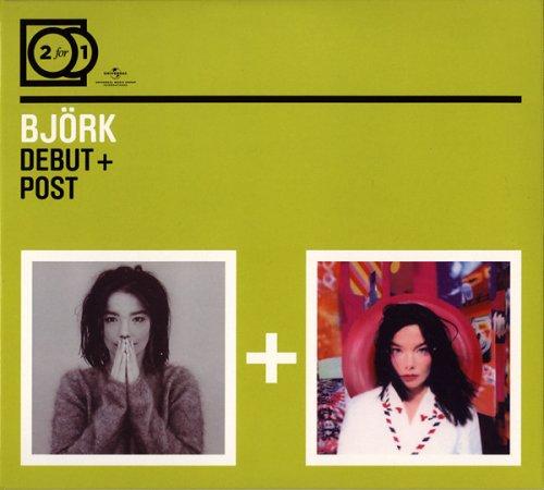 Björk - Debut + Post (Reissue) (2009)  FLAC