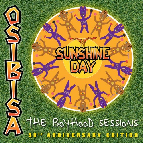 Osibisa - Sunshine Day: The Boyhood Sessions (50th Anniversary Edition) (2020) FLAC