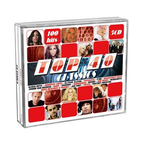 VA - Top 40 Classics [5CD Box Set] (2013) FLAC