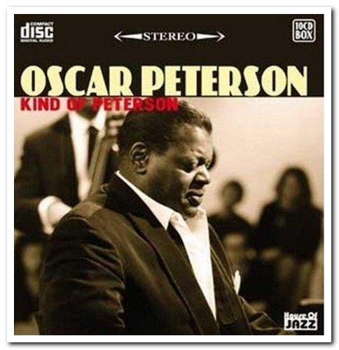 Oscar Peterson - Kind of Peterson [10CD Box Set] (2009) FLAC