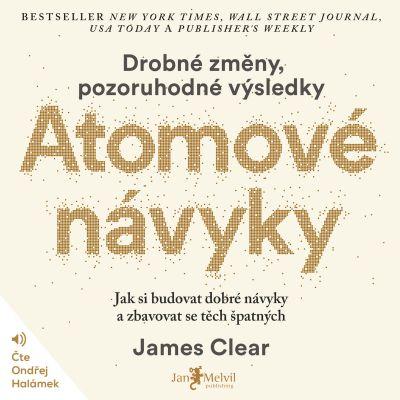 Clear James - Atomové návyky