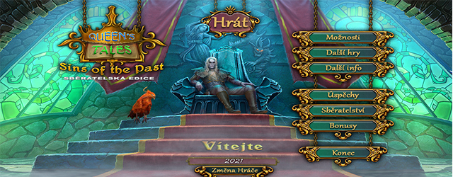 Queens Tales 2- Sins of the Past CE - CZ (2015)