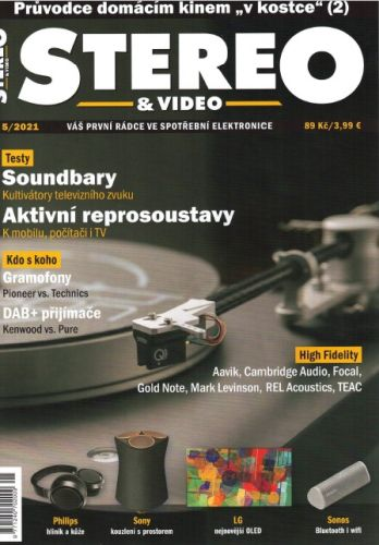 Re: Stereo & Video