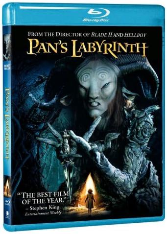 Re: Faunův labyrint / Pan's Labyrinth (2006)