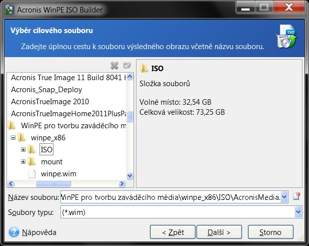 acronis true image winpe iso download