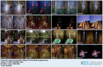 Cirque du Soleil: Cesta člověka (2000)  3D