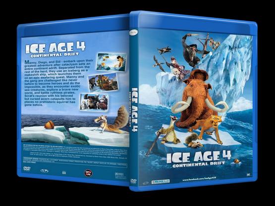 Re: Doba ledová 4 / Ice Age: Continental Drift (2012) 3D