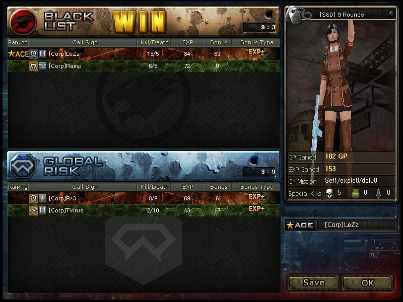 Screeny z turnajů Kolo1oro