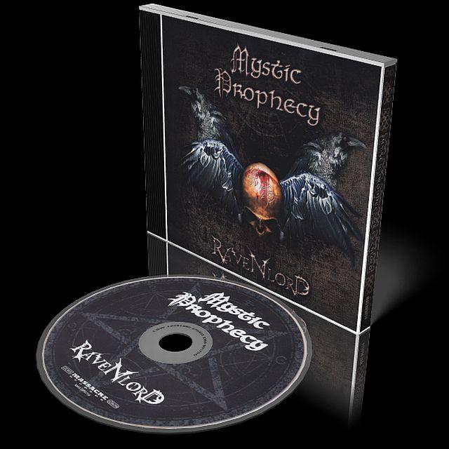 Mystic Prophecy - Ravenlord [Ltd.Edt.] (2011)