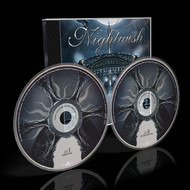 Nightwish - Imaginaerum (2011) [Ltd.Edt]
