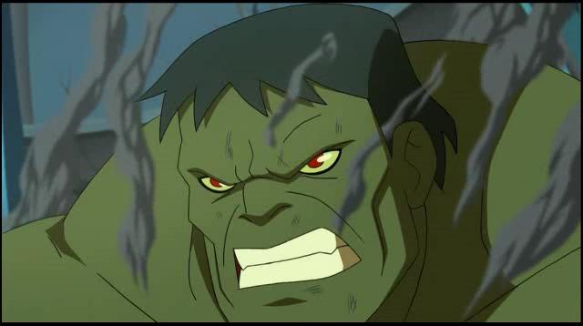 Hulk na neznámé planetě / Planet hulk (2010)