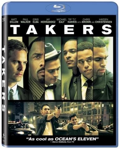 Gangsteři / Takers (2010)